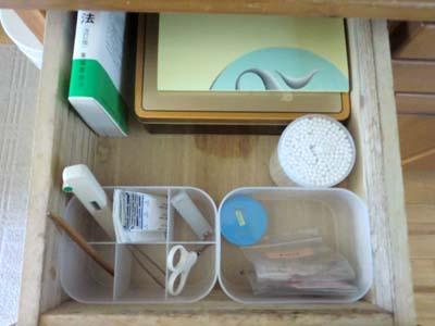 無印良品のメイクボックスで薬と衛生品を収納_c0293787_11254029.jpg