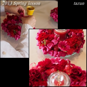 2013 spring lesson  x  mother\'s day続きます_d0144095_20105477.jpg
