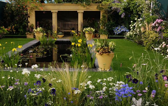 第15回 国際バラとガーデニングショウ オードリー・ヘップバーンが愛した庭_b0145398_17162529.jpg