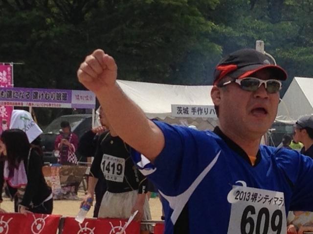 堺シティーマラソンに挑戦してきました_b0191441_20105877.jpg