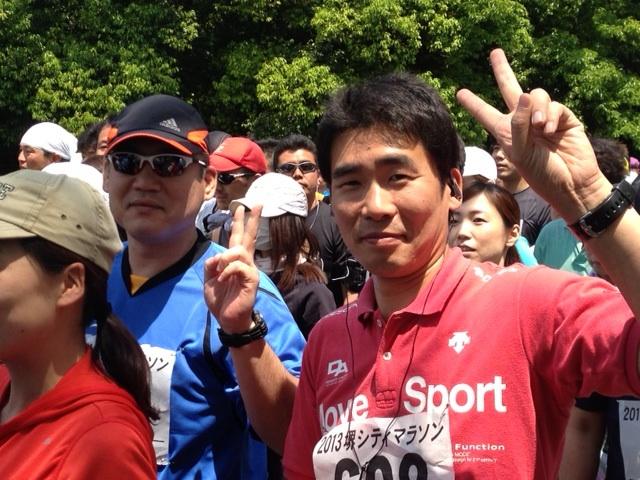 堺シティーマラソンに挑戦してきました_b0191441_202815.jpg