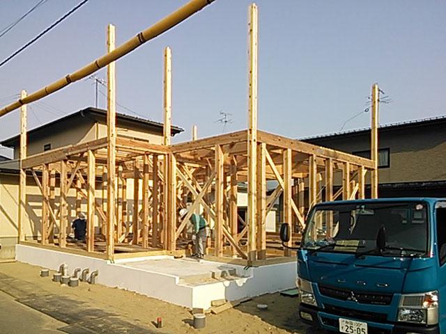 美砂町の家:軸組1_e0054299_920378.jpg