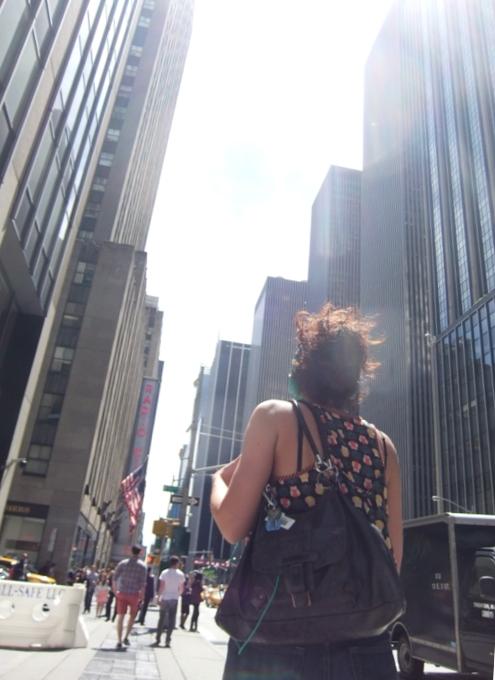 初夏のニューヨークのミッドタウン風景_b0007805_1224988.jpg