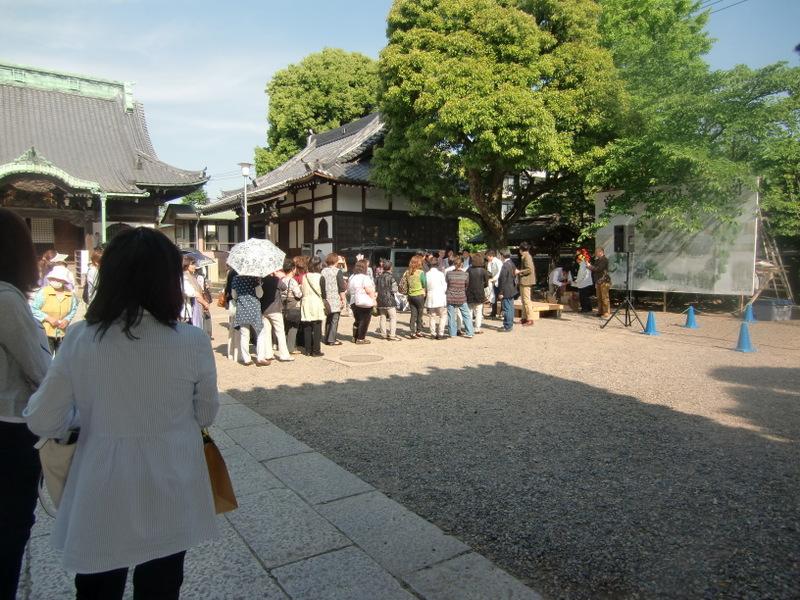 5月18日 演歌歌手 三山ひろしさん柴又に来る!_d0278912_21213233.jpg