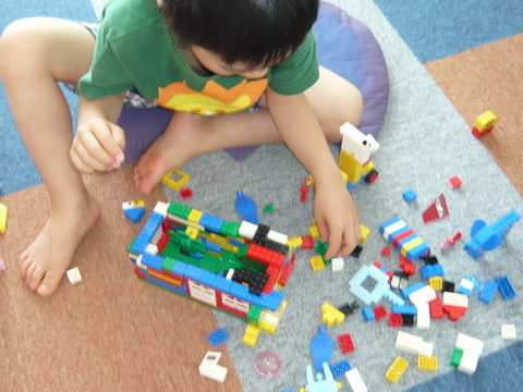 ブロック遊び ーパート3-_b0228113_15383367.jpg