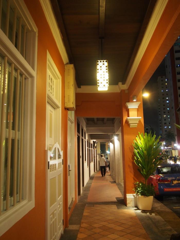 2013 4月 シンガポール (16) ホテルのまわり_f0062122_12565061.jpg