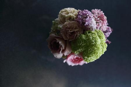 初夏の装花 ひとつの夢 新宿スカイギルド様へ_a0042928_2292640.jpg