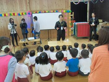 保育園でコマまわし☆第3弾_a0272042_17494079.jpg