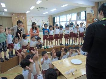 保育園でコマまわし☆第3弾_a0272042_17513678.jpg