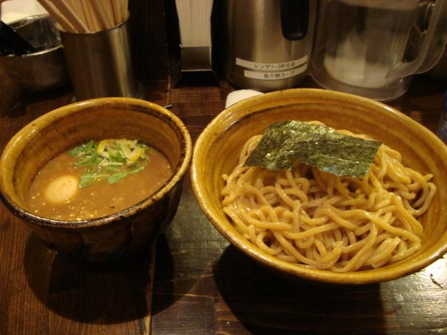 吉祥寺「つけ麺 えん寺」へ行く。_f0232060_21131884.jpg