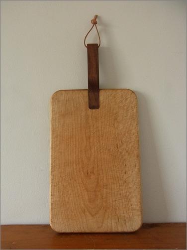 【 修理してもらった木のまな板 】_c0199166_2156010.jpg