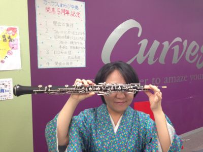 昭和の名曲リクエスト大会 in Curves_a0155167_19423470.jpg