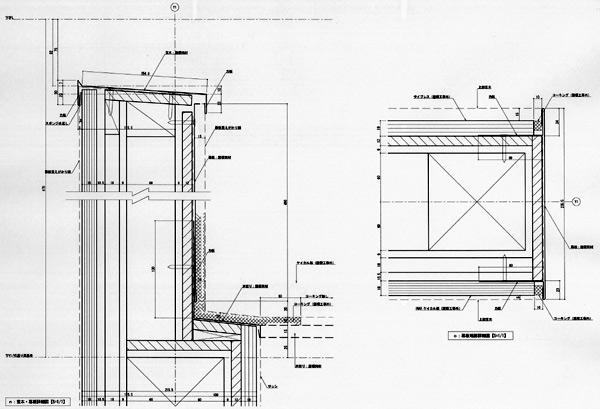 SKY130517 屋根意匠を水平な線にて囲むことができる工法。_d0288367_6444427.jpg