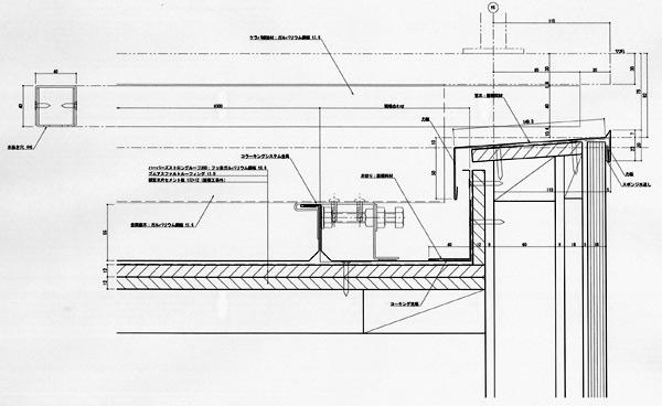SKY130517 屋根意匠を水平な線にて囲むことができる工法。_d0288367_645746.jpg