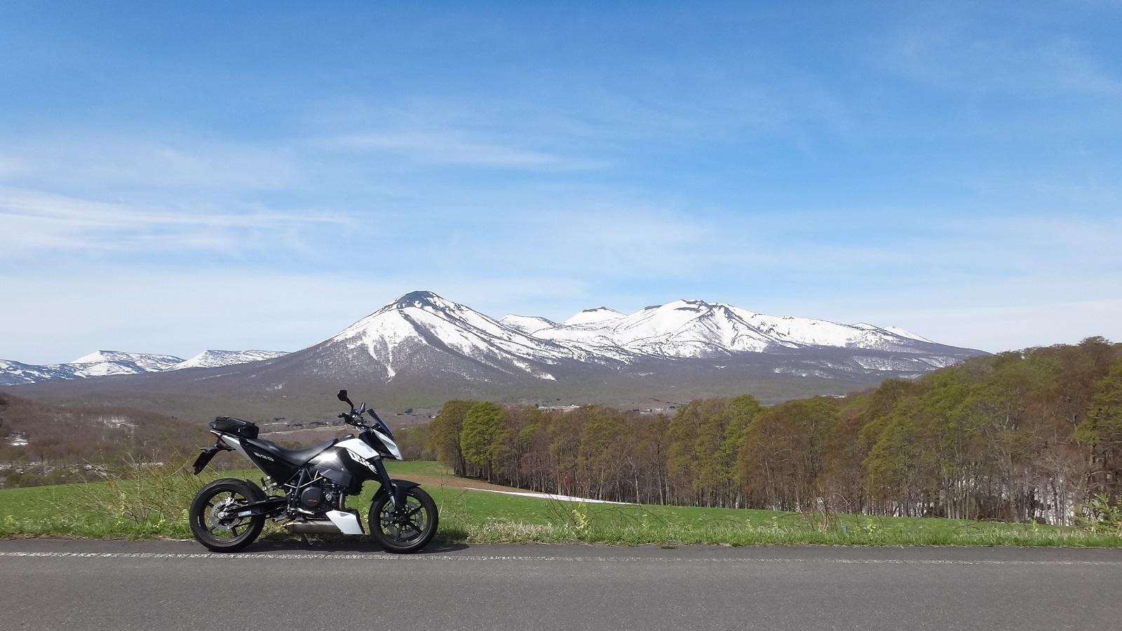 今年の初八甲田山 with 690Duke それから Gerhon 3+_f0004270_20402656.jpg