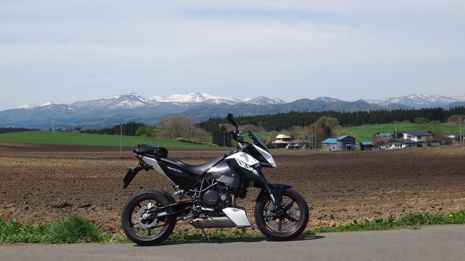 今年の初八甲田山 with 690Duke それから Gerhon 3+_f0004270_21401450.jpg