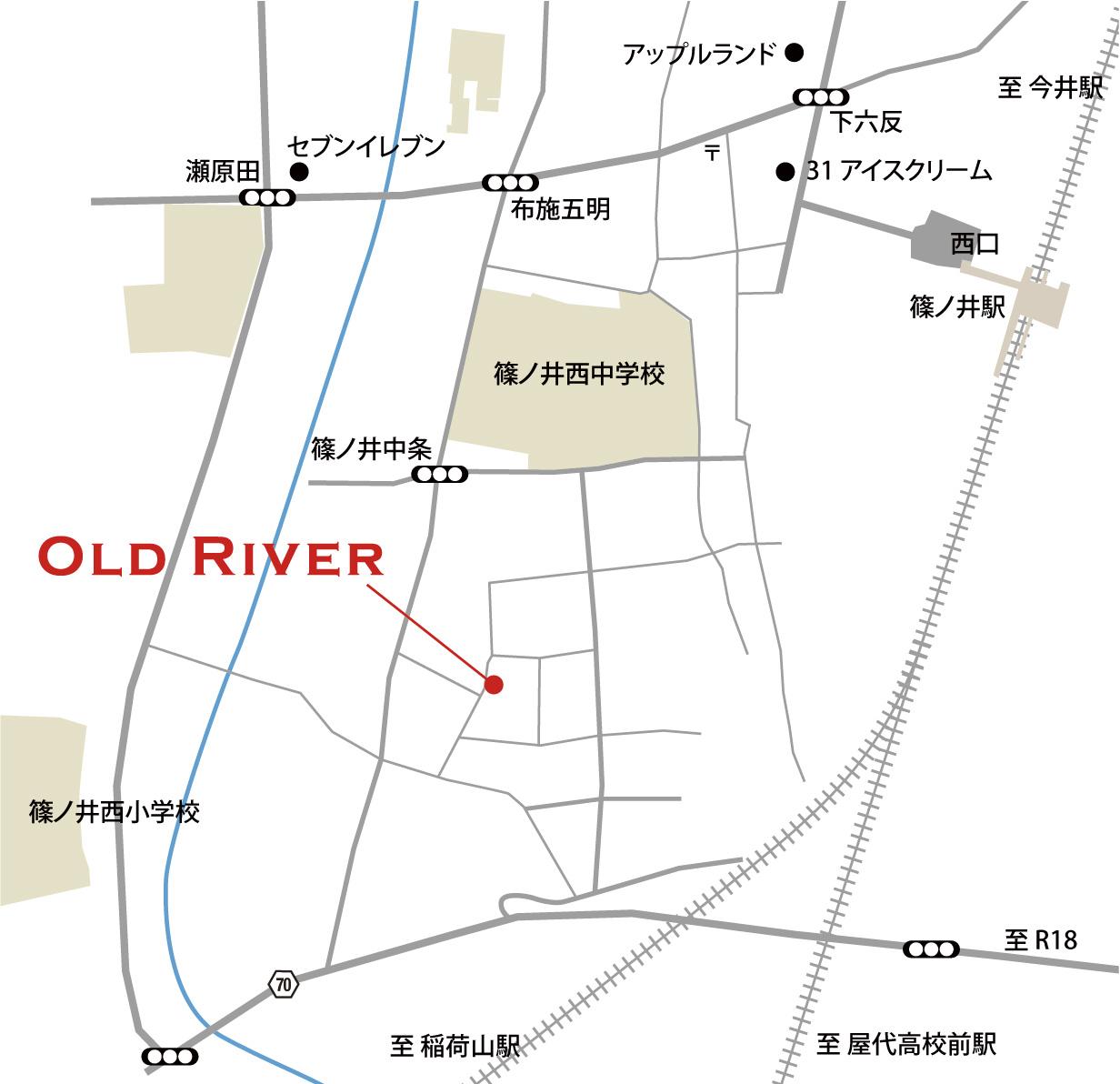 OLD RIVERの場所_f0255704_12141581.jpg