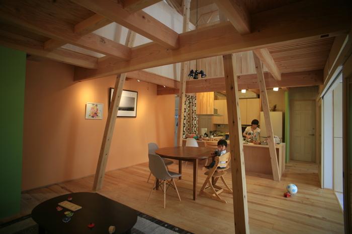 「スリットのある家」OPEN HOUSE_e0189939_17481499.jpg