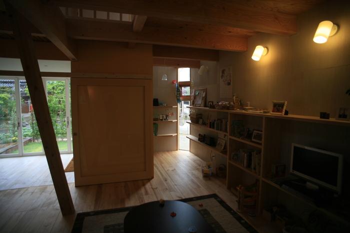 「スリットのある家」OPEN HOUSE_e0189939_1748313.jpg
