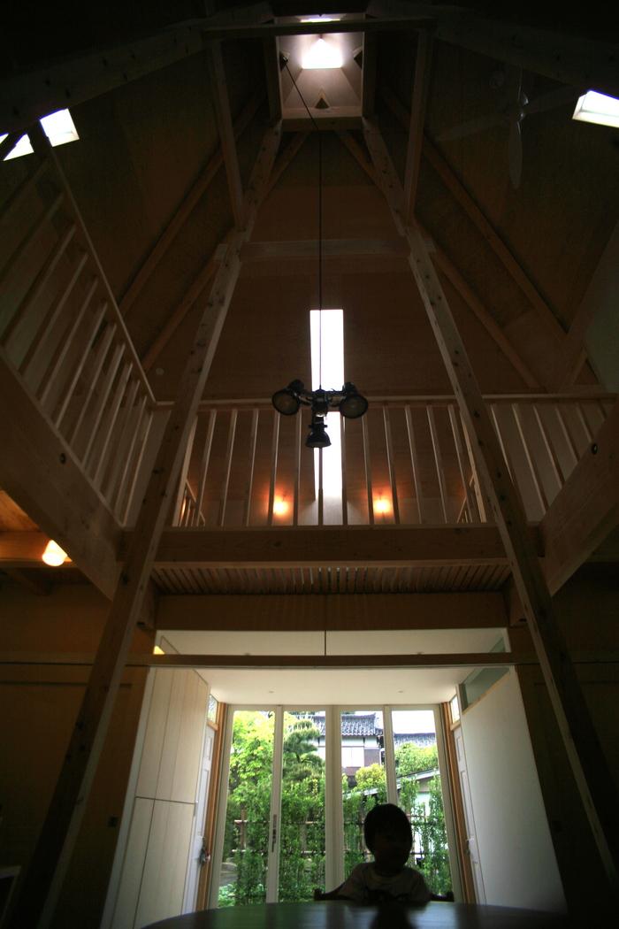 「スリットのある家」OPEN HOUSE_e0189939_1752637.jpg