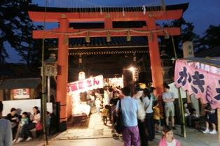 下御霊神社のお祭り_e0230141_1242304.jpg