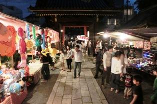 下御霊神社のお祭り_e0230141_12424362.jpg