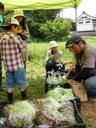 竹松農園でお野菜の収穫体験_d0298850_13243139.jpg