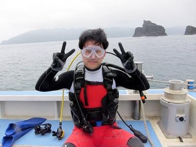 久しぶりの体験ダイビング!_a0156273_1834335.jpg