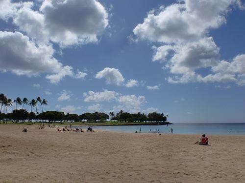旅日記 HAWAII 2011 No3 アラモアナビーチパーク 中華の日_f0059796_21521100.jpg