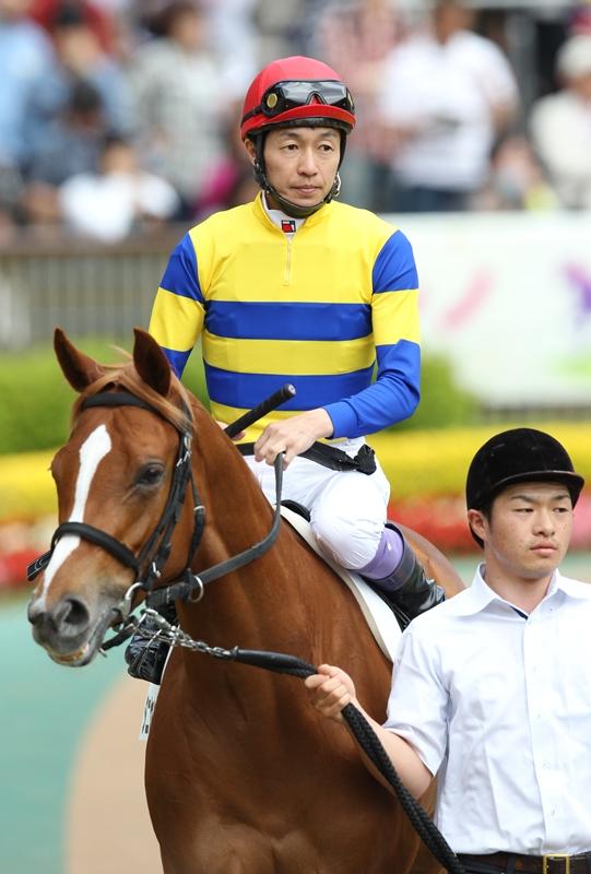 2013年5月19日 優駿牝馬(オークス)_f0204898_22565190.jpg