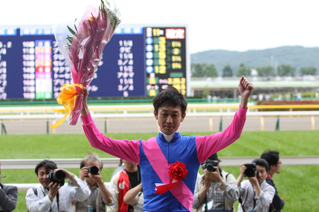2013年5月19日 優駿牝馬(オークス)_f0204898_22592068.jpg