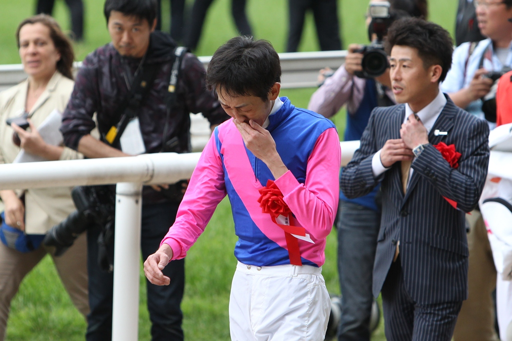 2013年5月19日 優駿牝馬(オークス)_f0204898_2259999.jpg