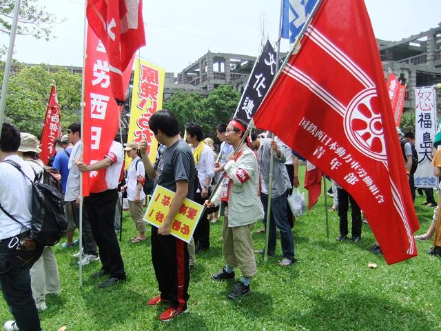 2013年沖縄闘争3日目(5月20日)_d0155415_1665840.jpg
