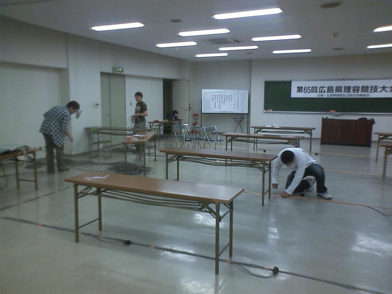 第65回 広島県理容競技大会_e0036217_21164668.jpg