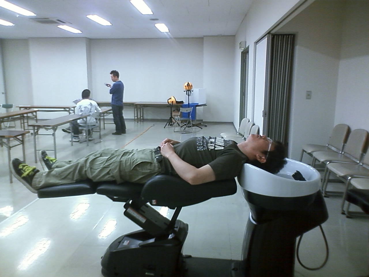 第65回 広島県理容競技大会_e0036217_21165674.jpg