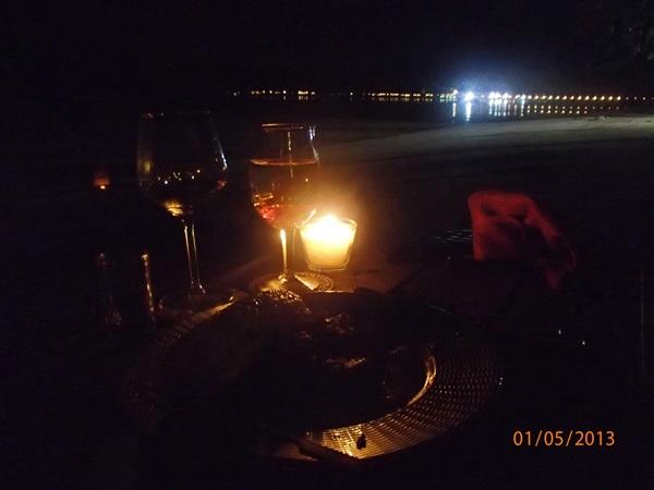 ガヤ・アイランドリゾートでガイアの夜明け(*´艸`)_e0182138_17523811.jpg