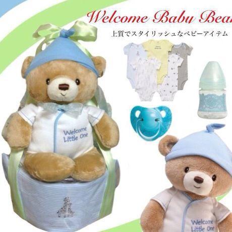 新作☆Welcome baby bear 2013 summer_c0270147_724397.jpg