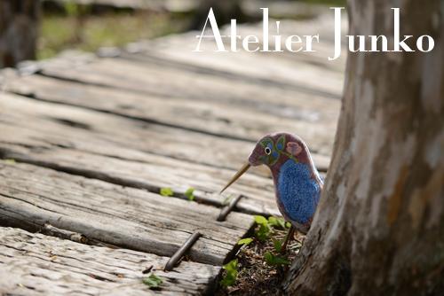 八ヶ岳 Atelier Junko テーブルコーディネート展2013(4)_c0181749_7373329.jpg