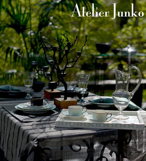 八ヶ岳 Atelier Junko テーブルコーディネート展2013(4)_c0181749_7375479.jpg