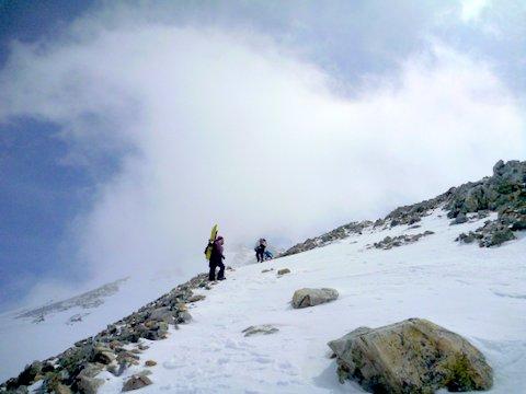 【滑走レポ 2013.4.17】 初めてのOPEN立山!!後編@立山_e0037849_2012535.jpg