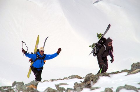 【滑走レポ 2013.4.17】 初めてのOPEN立山!!後編@立山_e0037849_20125915.jpg