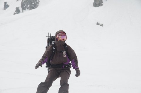 【滑走レポ 2013.4.17】 初めてのOPEN立山!!後編@立山_e0037849_20203099.jpg