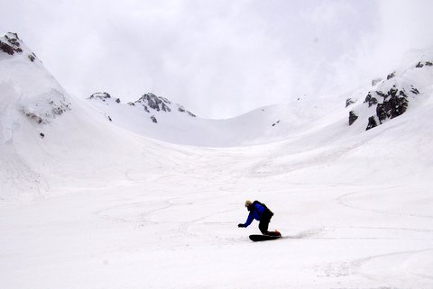 【滑走レポ 2013.4.17】 初めてのOPEN立山!!後編@立山_e0037849_20212193.jpg
