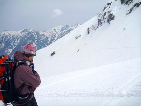 【滑走レポ 2013.4.17】 初めてのOPEN立山!!後編@立山_e0037849_20215989.jpg