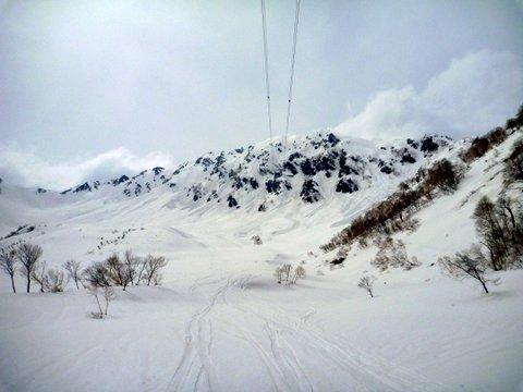 【滑走レポ 2013.4.17】 初めてのOPEN立山!!後編@立山_e0037849_20254236.jpg