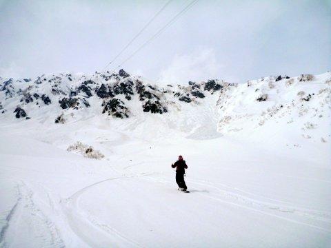 【滑走レポ 2013.4.17】 初めてのOPEN立山!!後編@立山_e0037849_2025669.jpg