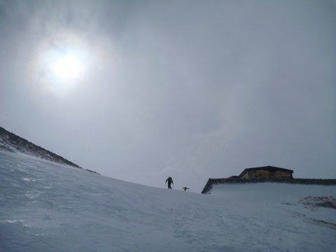 【滑走レポ 2013.4.17】 初めてのOPEN立山!!後編@立山_e0037849_2091617.jpg