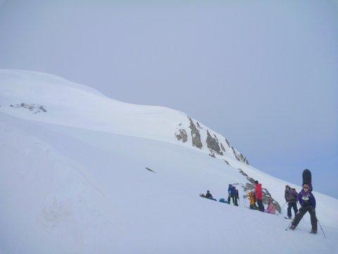 【滑走レポ 2013.4.17】 初めてのOPEN立山!!後編@立山_e0037849_209172.jpg