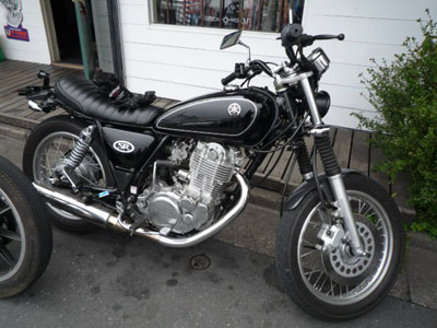 本日のバイク!!_f0194657_14541428.jpg