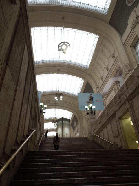 ムッソリーニの遺産 -ミラノ中央駅-_f0189467_0174914.jpg